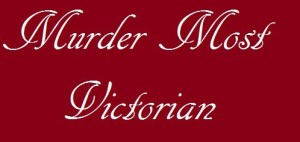 Murder Most Victorian title page v3